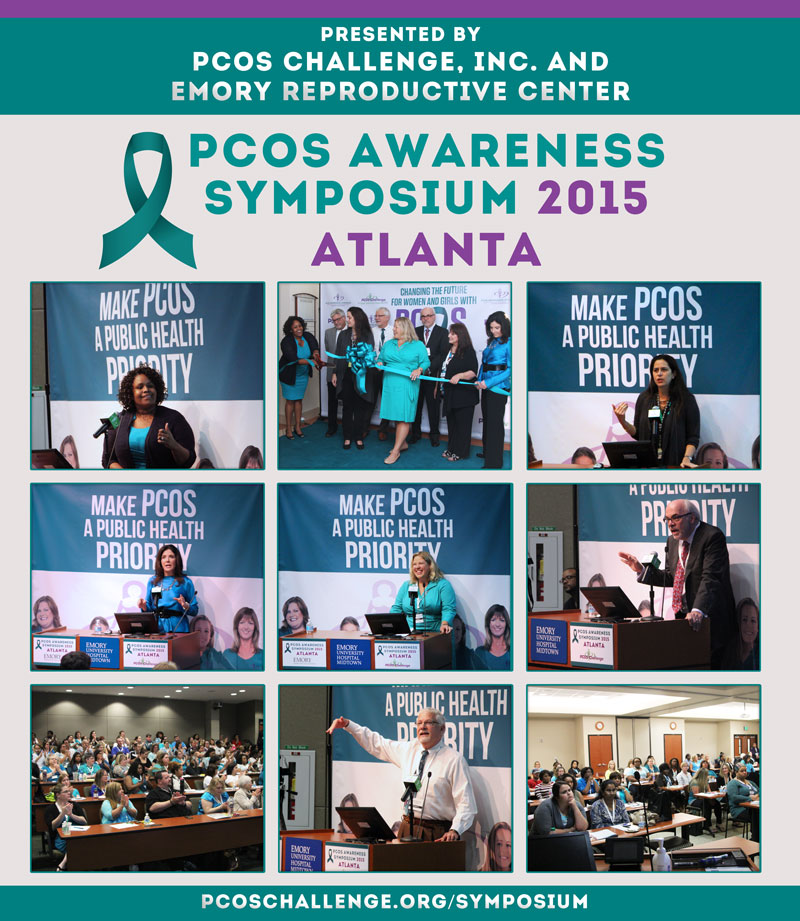 PCOS Awareness Symposium 2015 - Atlanta