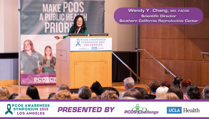 PCOS Symposium - Wendy Chang