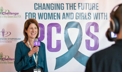 Media - PCOS Awareness Symposium 2015