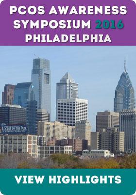 PCOS Awareness Symposium 2016 - Philadelphia
