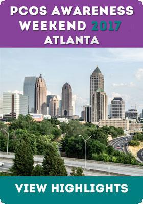 PCOS Awareness Weekend 2017 - Atlanta