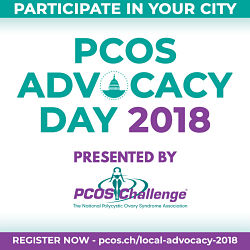 PCOS Advocacy Day - Local Advocacy