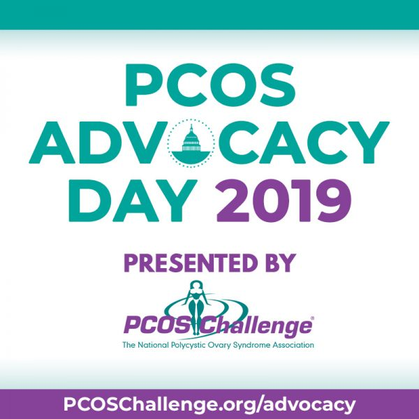 PCOS Advocacy Day 2019 Presented by PCOS Challenge