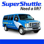 Super Shuttle - Travel for  PCOS Symposium