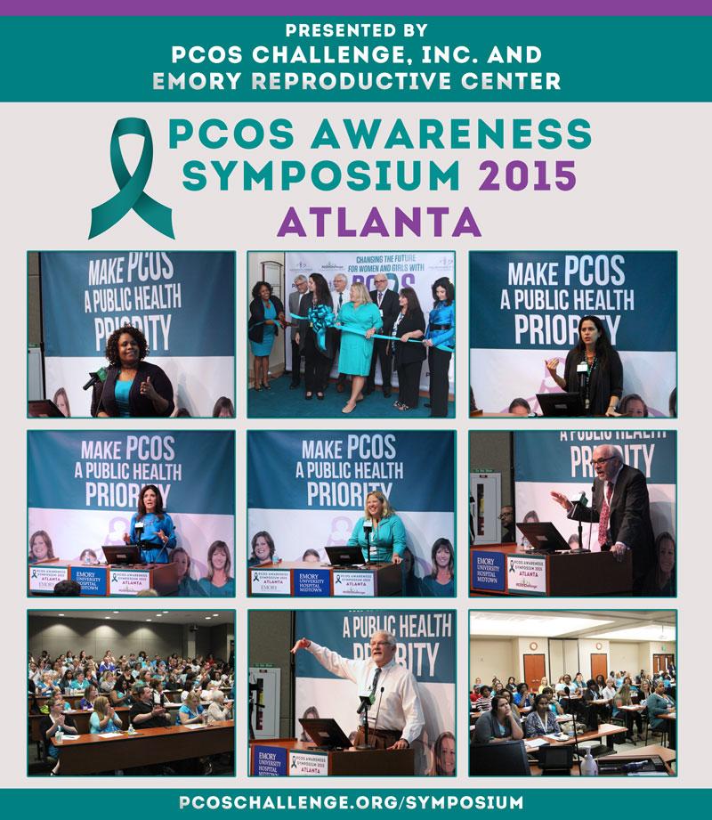 PCOS Awareness Symposium 2015 - Atlanta