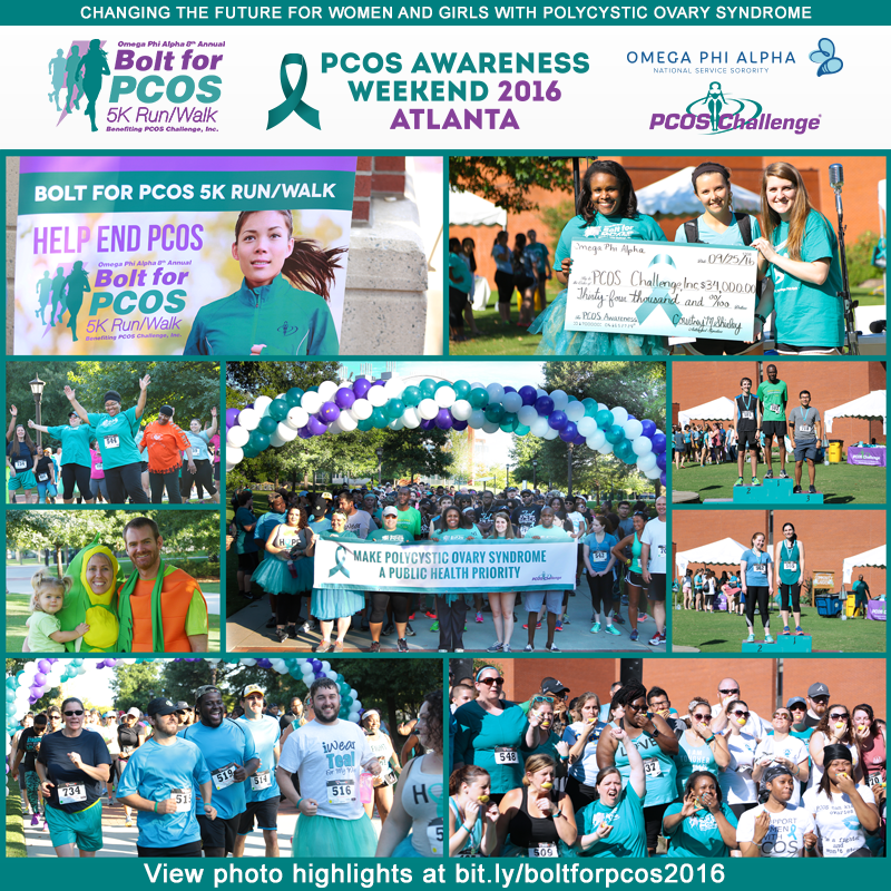 Bolt for PCOS