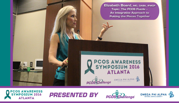 PCOS Awareness Symposium 2016