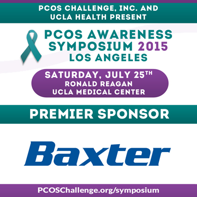 Baxter - PCOS Awareness Sponsor