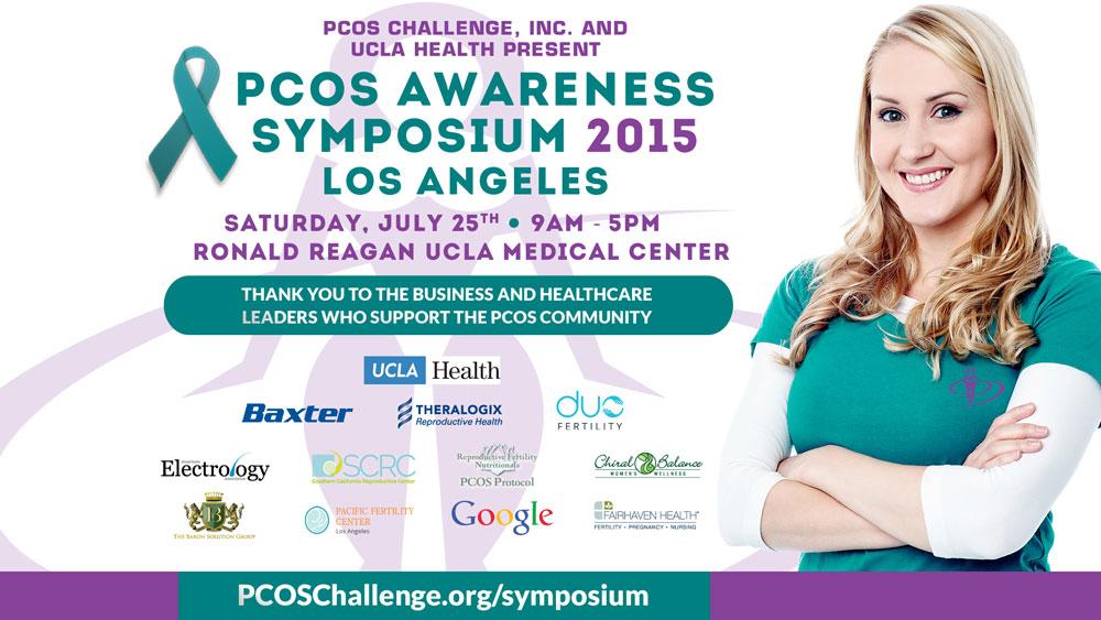 PCOS Awareness Symposium LA - Sponsors