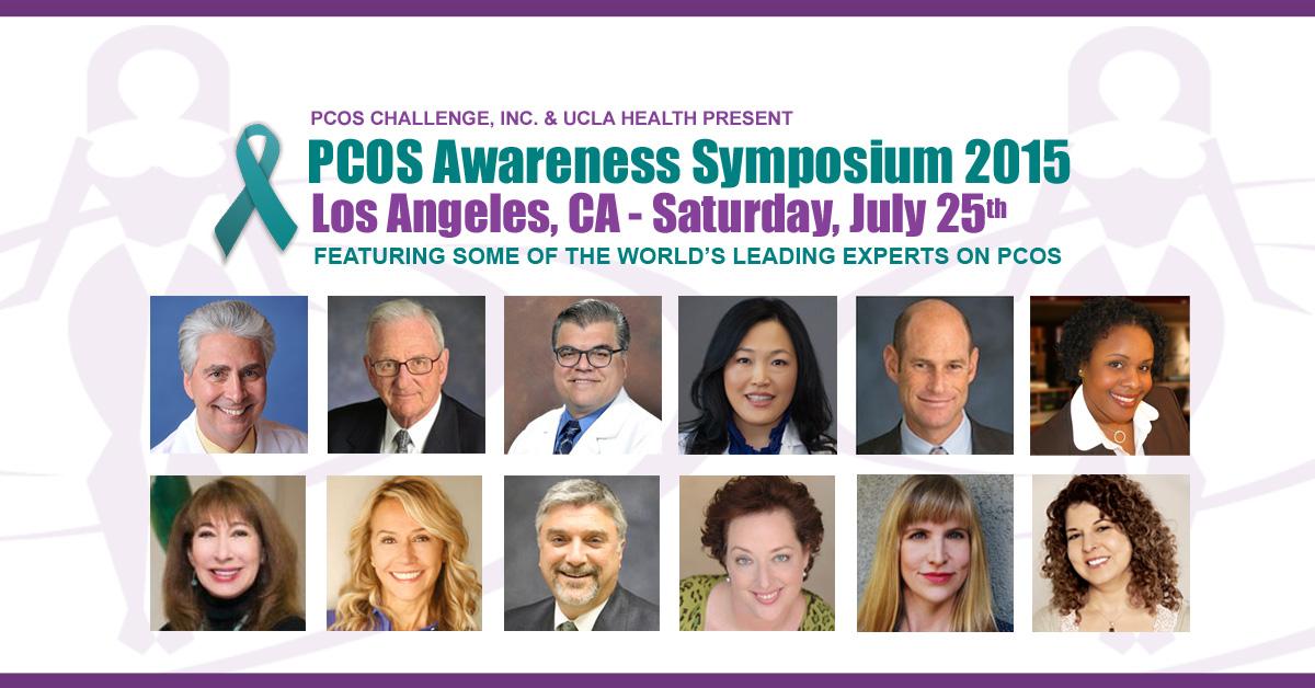 PCOS Awareness Symposium 2015 - Los Angeles