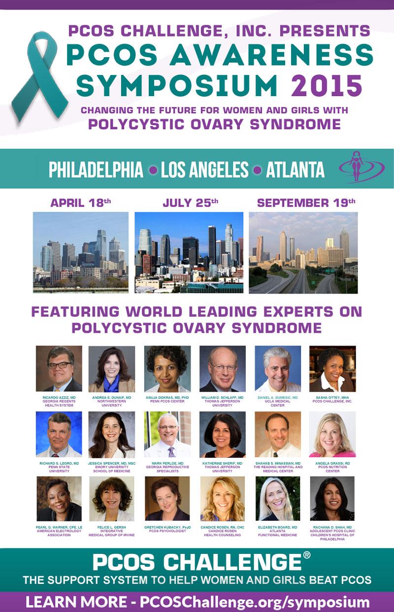 PCOS Awareness Symposium - PCOS Symposium