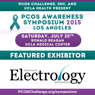 PCOS Symposium Sponsor - American Electrology Association