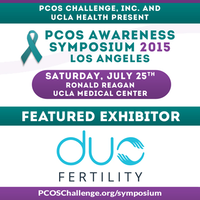 PCOS Symposium Sponsor - DuoFertility