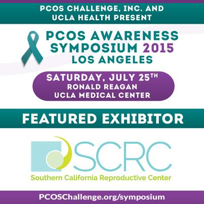 PCOS Symposium Sponsor - SCRC