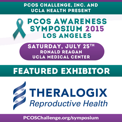 PCOS Symposium Sponsor - Theralogix