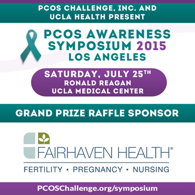 PCOS Symposium Sponsor - Fairhaven Health