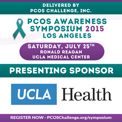 PCOS Symposium Sponsor - UCLA Health