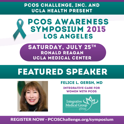 Felice Gersh, MD - PCOS Symposium Speaker