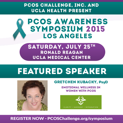 Gretchen Kubacky, PsyD - PCOS Symposium Speaker