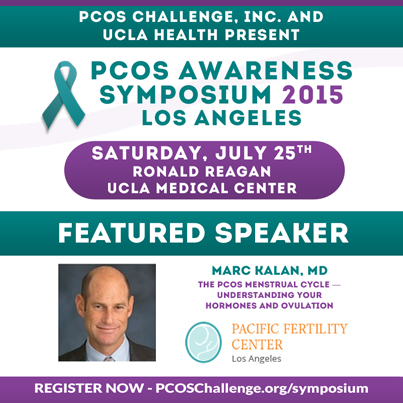 Marc Kalan, MD - PCOS Symposium Speaker