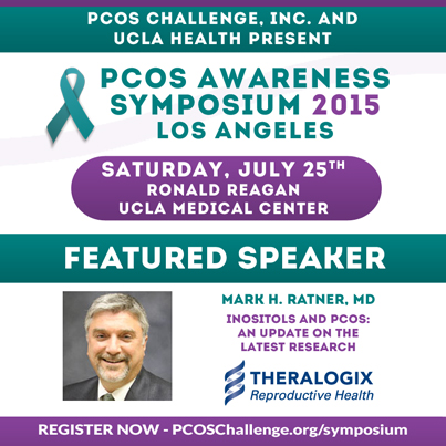 Mark Ratner, MD - PCOS Symposium Speaker