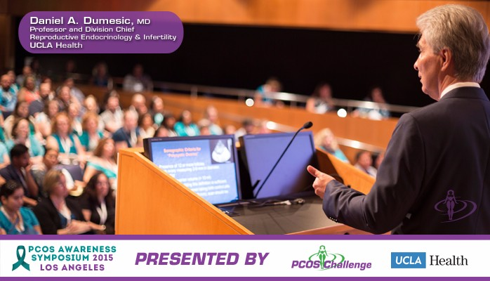 PCOS Awareness Symposium 2015 – Los Angeles Highlights
