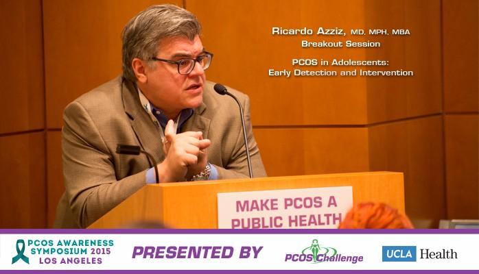 PCOS Symposium - Ricardo Azziz
