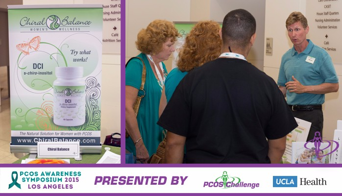 PCOS Symposium Sponsor - Chiral Balance