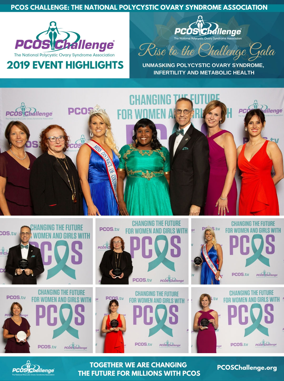 Rise to the Challenge PCOS Gala - Orlando