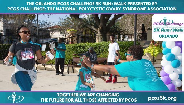 Orlando PCOS Walk - PCOS 5K