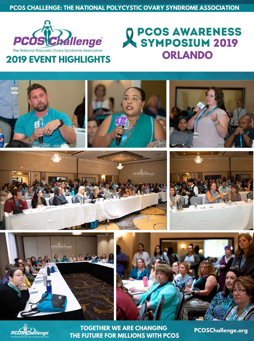PCOS Awareness Symposium 2019 - Orlando