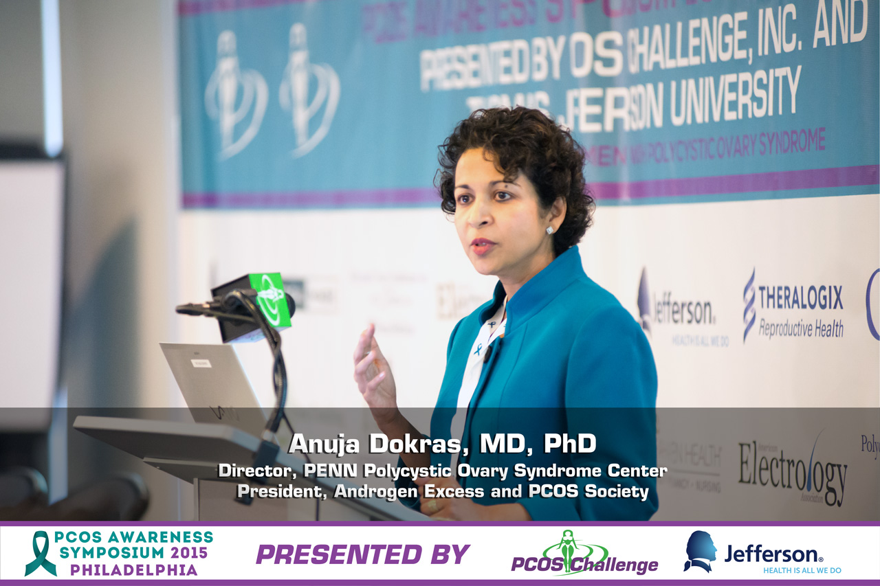 Anuja Dokras - PCOS Awareness Symposium