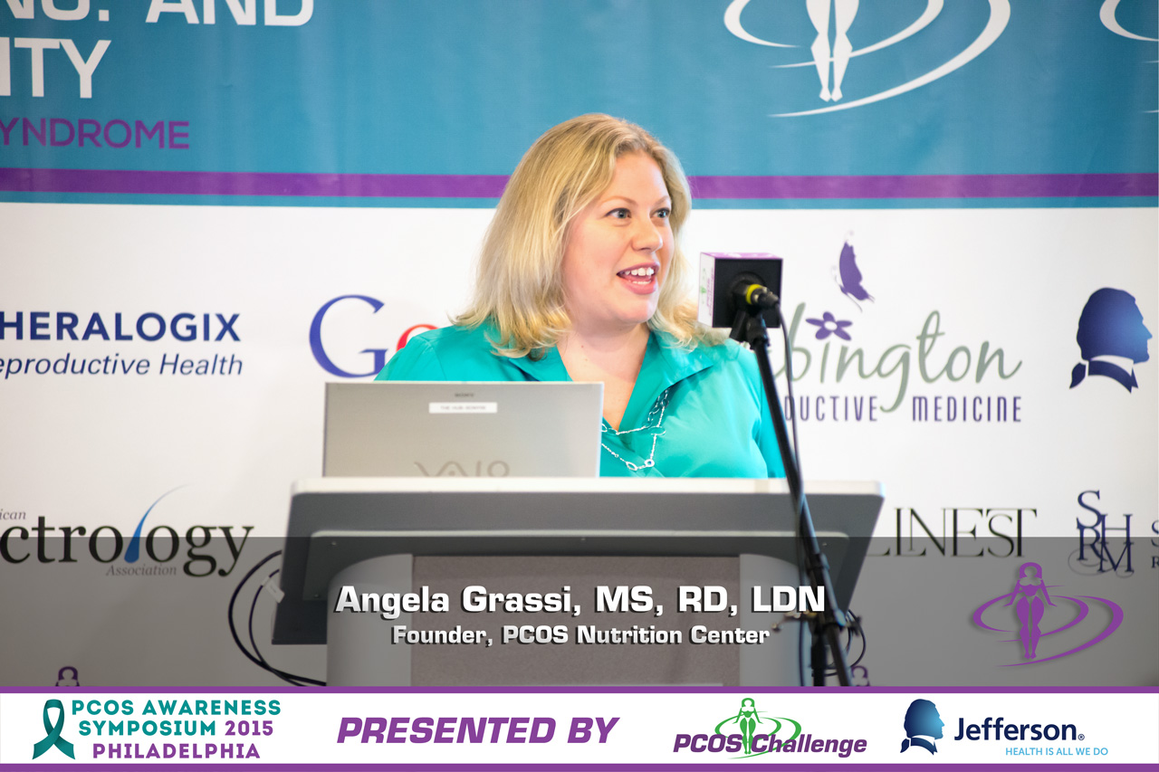 Angela Grassi - PCOS Awareness Symposium