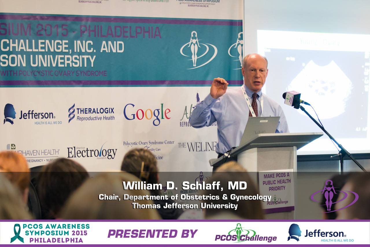 PCOS Awareness Symposium - William Schlaff