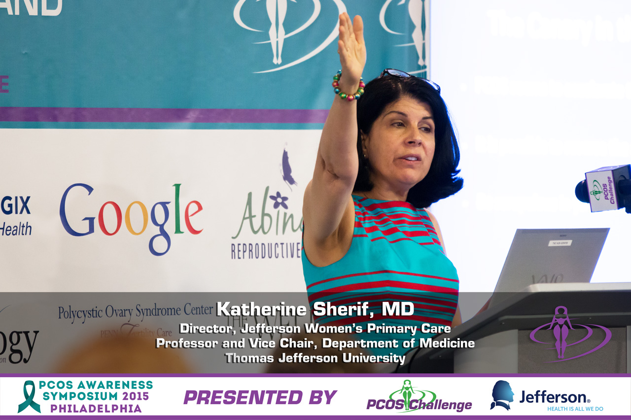PCOS Awareness Symposium - Katherine Sherif