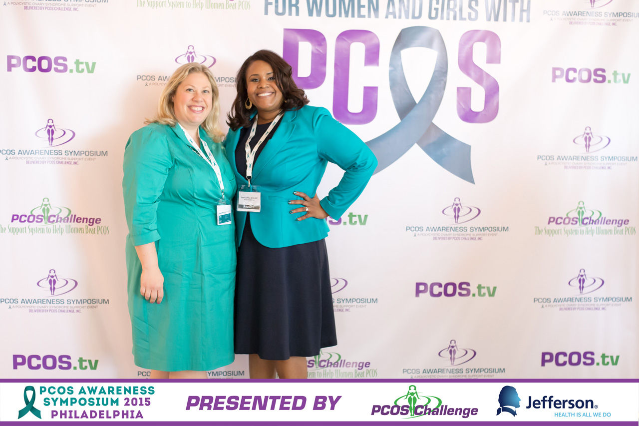 PCOS Awareness Symposium - Angela Grassi