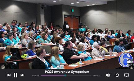 PCOS Symposium ABC News Channel 6